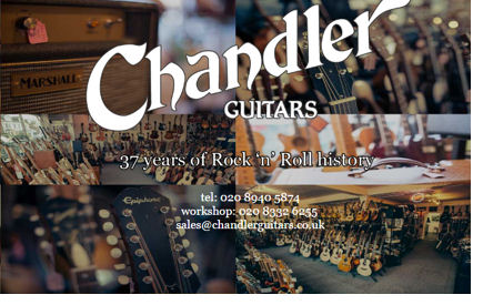 Chandler Guitars, Established 1979 In London, Is Located At 300 302  Sandycombe Rd, Kew, Richmond, Surrey. This Is Just A Short Stroll From  Beautiful Kew ...