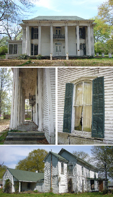 Chandler House, Okolona, MS